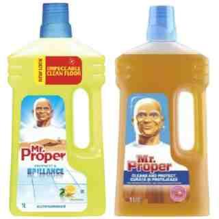Detergenti pentru covoare si pardoseli