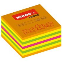 Notes autoadeziv cub