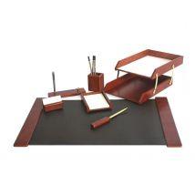 Set birou din lemn